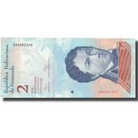Billet, Venezuela, 2 Bolivares, 2012, 2012-12-27, NEUF - Venezuela