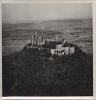 Grande Photographie Aérienne/Tirage D'époque/France? /Citadelle?Monastére?à Déterminer /Vers 1930 - 1950        PHOTN474 - Otros