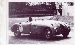 24 Heures Du Mans 1939  -  La Bugatti Victorieuse De Jean-Pierre Wimille/Pierre Veyron Au Virage De Mulsanne -  CPM - Le Mans