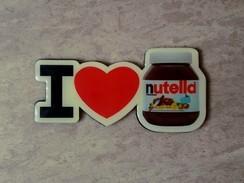 Nutella Magnet - Kinder & Diddl