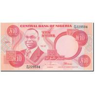 Billet, Nigéria, 10 Naira, 2003, KM:25g, NEUF - Nigeria