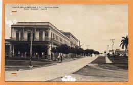 Antilla Cuba 1910 Postcard - Cuba