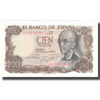 Billet, Espagne, 100 Pesetas, 1970, 1970-11-17, KM:152a, NEUF - 100 Pesetas