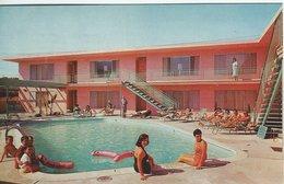 Versailles - Hotel & Apartments. Palm Springs California.  Sent To Denmark 1967.  S-4479 - Hotels & Restaurants