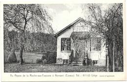 Nomont NA1: Au Repos De La Roche-aux-Faucons - Esneux