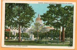 Havana Cuba 1953 Postcard Mailed - Cuba