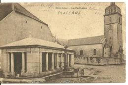 70 - MOLLANS / LA FONTAINE - France