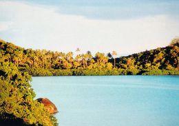 1 AK Fiji Islands * Ansicht Der Insel Kadavu - Viertgrößte Der Fidschi-Inseln * - Fidschi