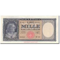 Billet, Italie, 1000 Lire, KM:88a, SPL - [ 2] 1946-… : République