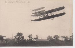 AVIATION - 11 - L'Aéroplane Wilbur Wright - L.L. - ....-1914: Précurseurs
