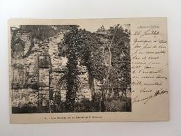 Auvers Sur Oise - Les Ruines De La Chapelle St Nicolas - Auvers Sur Oise