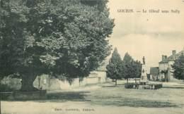 23 - GOUZON - Le Tilleul Sous Sully - Arbre Nommé - France