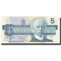 Billet, Canada, 5 Dollars, 1986, 1986, KM:95e, SUP - Canada