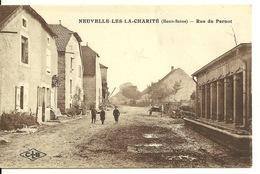 70 - NEUVELLE LES LA CHARITE / RUE DU PERNOT - Autres Communes