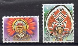 PAPOUASIE - NOUVELLE GUINEE    Timbres Neufs ** De 1977  ( Ref 54 ) - Papouasie-Nouvelle-Guinée