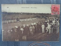 GOLD COAST GHANA HORSE RACE - Ghana - Gold Coast