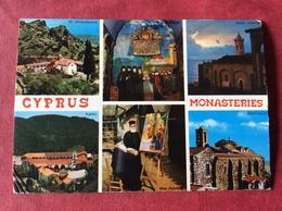 Cyprus Monasteries 1984 - Chypre