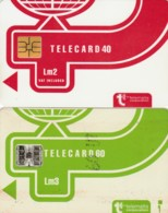 LOTTO 2 SCHEDE TELEFONICHE MALTA  (CE0351 - Malta
