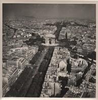Grande Photographie Aérienne/Tirage D'époque/France /Arc De Triomphe De Paris / Vers 1930-1950   PHOTN486 - Otros
