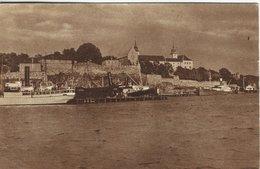 Norway - Oslo  Akershus. Sent To Denmark  1952.     S-4486 - Norway