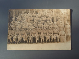 Cpa  Groupe De Soldats Du 101° - Régiments