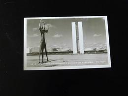CARTE MAXIMUM - BRASILIA - MTO - AO  CANDANGO E EDIFICIO DO CONGRESSO - Maximum Cards