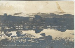 Norway - Fra Finse Mot Hardangerjøklen.   Sent To Czechoslovakia 1925.    S-4487 - Norway