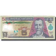 Billet, Guatemala, 5 Quetzales, 2011, 2011-05-11, KM:122b, TTB - Guatemala