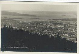 Norway - Utsikt Fra Grefsenkollen.   S-4488 - Norway