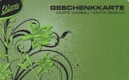 GIFT CARD - CARTA REGALO (GC213 - Gift Cards