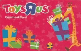 GIFT CARD - CARTA REGALO (GC227 - Gift Cards