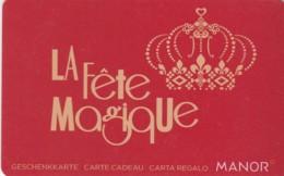 GIFT CARD - CARTA REGALO (GC232 - Gift Cards