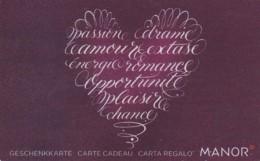 GIFT CARD - CARTA REGALO (GC234 - Gift Cards
