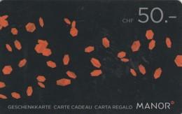 GIFT CARD - CARTA REGALO (GC237 - Cartes Cadeaux