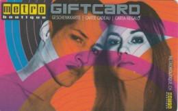GIFT CARD - CARTA REGALO (GC252 - Gift Cards