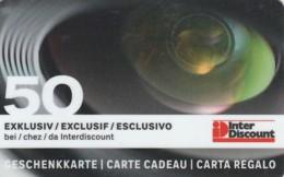 GIFT CARD - CARTA REGALO (GC261 - Gift Cards