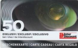 GIFT CARD - CARTA REGALO (GC262 - Gift Cards
