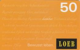GIFT CARD - CARTA REGALO (GC267 - Gift Cards