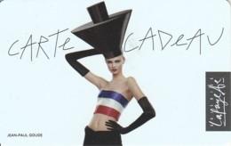GIFT CARD - CARTA REGALO (GC279 - Gift Cards