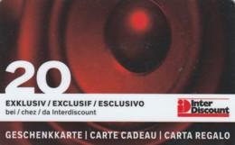 GIFT CARD - CARTA REGALO (GC286 - Gift Cards