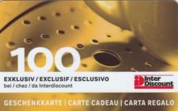 GIFT CARD - CARTA REGALO (GC287 - Gift Cards