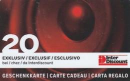 GIFT CARD - CARTA REGALO (GC288 - Gift Cards