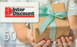 GIFT CARD - CARTA REGALO (GC290 - Gift Cards