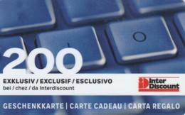 GIFT CARD - CARTA REGALO (GC293 - Gift Cards