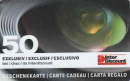 GIFT CARD - CARTA REGALO (GC294 - Gift Cards