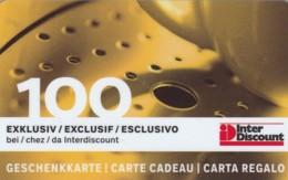 GIFT CARD - CARTA REGALO (GC295 - Gift Cards