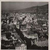 Grande Photographie Aérienne/Tirage D'époque/Tour Horloge/ France?/Allemagne?/à Identifier/ Vers 1930-1950   PHOTN489 - Otros