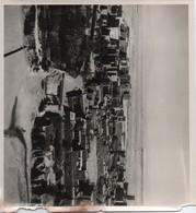 Grande Photographie Aérienne/Tirage D'époque/OASIS/Algérie ? /Maroc?/Tunisie ? à Identifier/ Vers 1930-1950   PHOTN487 - Otros
