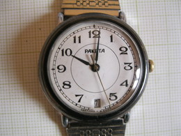 Rare Vintage USSR RAKETA Callibre 2614H -   Mens`s Watch In Working Condition  - K 28 - Montres Anciennes