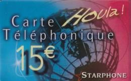SCHEDA TELEFONICA PREPAGATA FRANCIA (CC10 - France